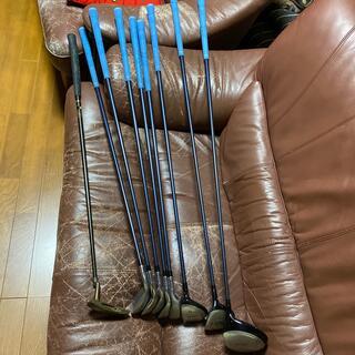 ウィルソン(wilson)のゴルフ レディース ハーフセット 9本(クラブ)