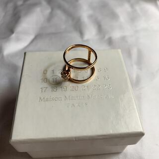 マルタンマルジェラ(Maison Martin Margiela)の10ss maison martin margiela  デザインリング(リング(指輪))