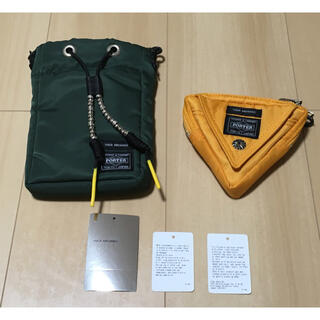 トーガ(TOGA)の21SS TOGA×PORTER トーガ×ポーター Shoulder pouch(ショルダーバッグ)
