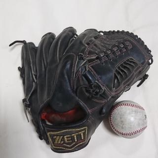 ZETT - ZETT 硬式投手用オーダーグローブ