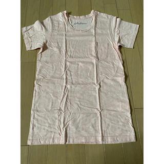 タトラス(TATRAS)のSeagreen ポケットTシャツ(Tシャツ/カットソー(半袖/袖なし))