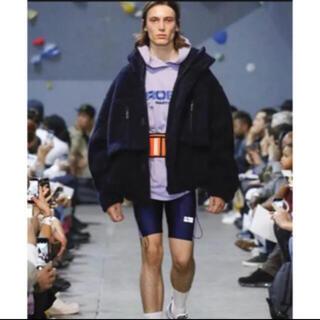 バレンシアガ(Balenciaga)のMartine rose 18ss fleece jacket(ブルゾン)