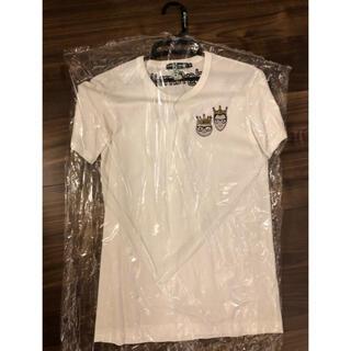 ドルチェアンドガッバーナ(DOLCE&GABBANA)のDolce&Gabbana  ワッペンTシャツ 36(Tシャツ(半袖/袖なし))