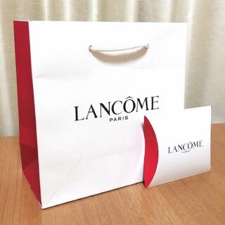 ランコム(LANCOME)のLANCOME ショッパー サンプル入れ(ショップ袋)
