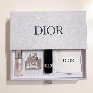 Christian Dior - dior★ディスカバリーセット+ファンデーションサンプル5枚