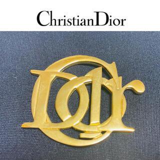 クリスチャンディオール(Christian Dior)の美品!ディオール ヴィンテージ ブローチ(ブローチ/コサージュ)