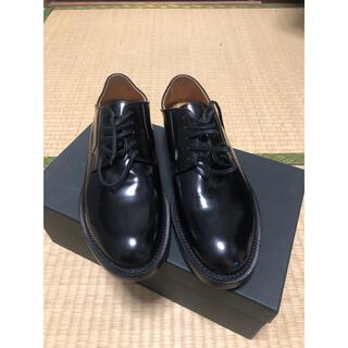 Balenciaga - vetements leather shoes