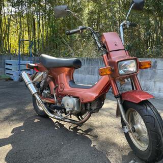 ホンダ(ホンダ)の(値下げしました)シャリー 原付 50cc 実動車 エンジン良好 オールペン済(車体)