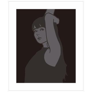 限定50枚 新品未使用 KYNE Untitled : I (版画)