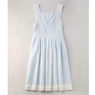 ジェーンマープル Holy grace apron dress