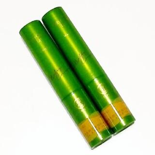 メンソレータム(メンソレータム)のロート メンソレータム メルティクリームリップ 抹茶 2本セット 未使用(リップケア/リップクリーム)