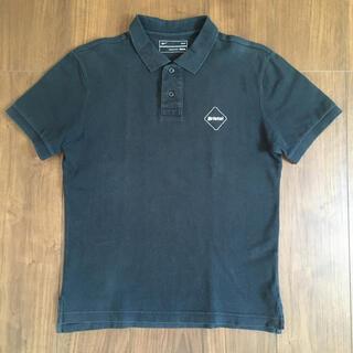 エフシーアールビー(F.C.R.B.)のFCRB NIKE コラボ POLO SHIRTS Mサイズ(ポロシャツ)