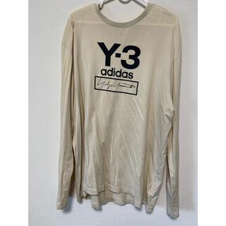 Y-3 - [値下げ交渉可]Y-3&アディダス コラボ長袖Tシャツ