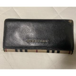 バーバリー(BURBERRY)のBURBERRY長財布(長財布)
