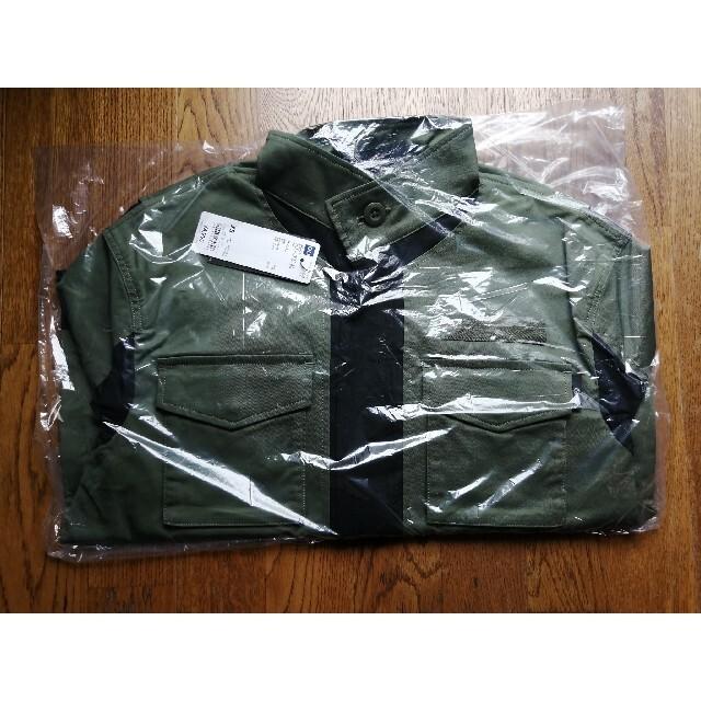 GU(ジーユー)のGU X UNDERCOVER ミリタリージャケット レディースのジャケット/アウター(ミリタリージャケット)の商品写真