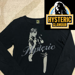 HYSTERIC GLAMOUR - Hysteric Glamour l/s Tshirt
