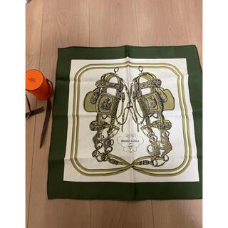 エルメス(Hermes)の週末最終値下 エルメス スカーフ BRIDES de GALA カレ(バンダナ/スカーフ)