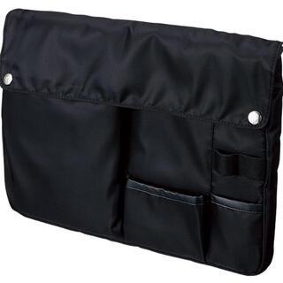 コクヨ(コクヨ)のコクヨ バッグインバッグ インナーバッグB5 ブラック カハ-BR12D(ビジネスバッグ)