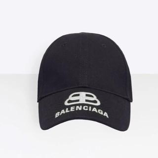 Balenciaga - 新品未使用 BALENCIAGA キャップ ブラック(黒) SALE中!