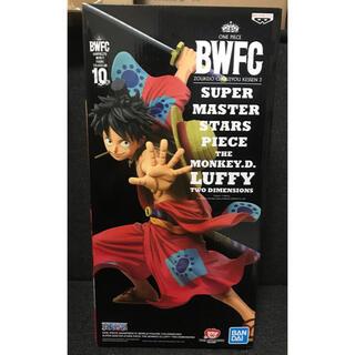 バンプレスト(BANPRESTO)のワンピース BWFC SMSP モンキー.D.ルフィ ルフィ太郎 D賞 二次元(アニメ/ゲーム)