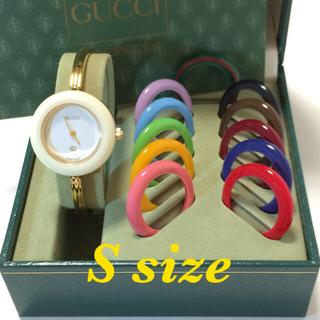 グッチ(Gucci)の5.新品同様 グッチ GUCCI 時計 チェンジベゼル(腕時計)