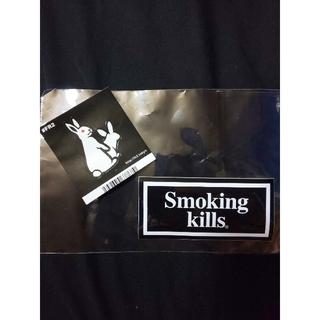 シュプリーム(Supreme)のFR2 ステッカー セット Smoking Kills 兎 Supreme(その他)