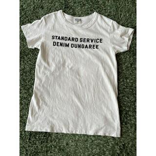 デニムダンガリー(DENIM DUNGAREE)の【値下】DENIM DUNGAREE デニムダンガリー Tシャツ(Tシャツ(半袖/袖なし))