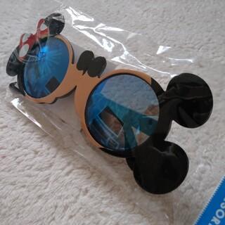 ディズニー(Disney)の新品 ミッキー&ミニー ミラーサングラス キッズ用(サングラス)