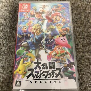大乱闘スマッシュブラザーズ SPECIAL Switch 新品未開封(家庭用ゲームソフト)