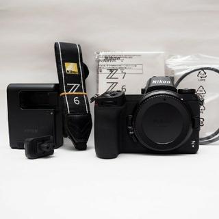 ニコン(Nikon)のNikon Z6 カメラボディ(ミラーレス一眼)