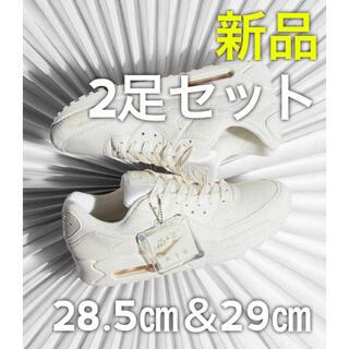 ナイキ(NIKE)の【新品】エアマックス90 CS 2足セット 28.5 29 30周年モデル(スニーカー)