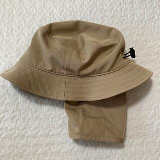 ムジルシリョウヒン(MUJI (無印良品))の無印良品 子ども帽子 50cm(帽子)