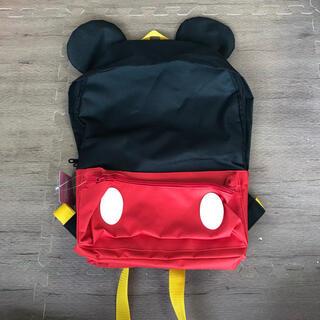 ディズニー(Disney)の新品タグ付き ディズニー ミッキーマウスリュックサックバックパック mickey(バッグパック/リュック)