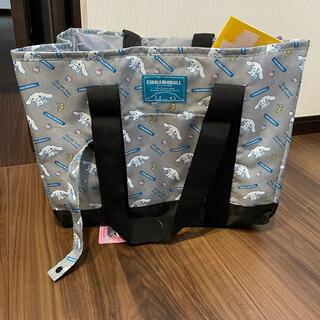 シナモロール(シナモロール)のサンリオ シナモロール 便利バッグ エコバッグ レジカゴバッグ 新品(エコバッグ)