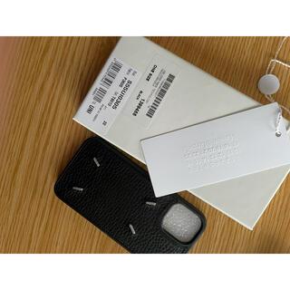 マルタンマルジェラ(Maison Martin Margiela)のmaison margiela iPhone12miniケース(iPhoneケース)