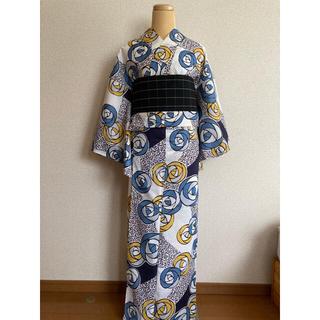 ananaki様専用⭐︎浴衣⭐︎薔薇⭐︎白⭐︎紺&星柄(浴衣)