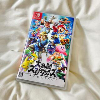 ニンテンドースイッチ(Nintendo Switch)の大乱闘スマッシュブラザーズ SPECIAL Switch ソフト スマブラ(家庭用ゲームソフト)