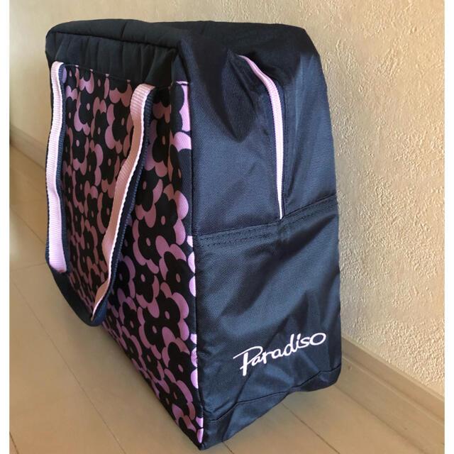 Paradiso(パラディーゾ)のテニスバッグ スポーツ/アウトドアのテニス(バッグ)の商品写真