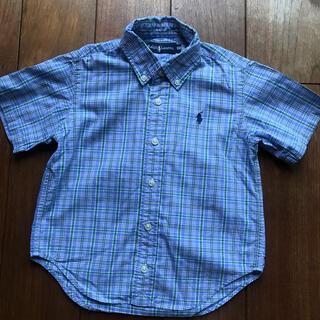 ラルフローレン(Ralph Lauren)のラルフローレン 半袖シャツ チェックシャツ(その他)