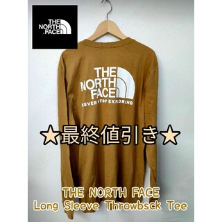 THE NORTH FACE - THE NORTH FACE Long Tee ノースフェイス ロング ティー