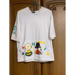 スヌーピー(SNOOPY)のスヌーピーTシャツ   値下げしました‼️(Tシャツ(半袖/袖なし))