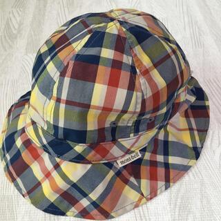 モンベル(mont bell)のmont-bell 帽子 ベビー〜キッズ(帽子)