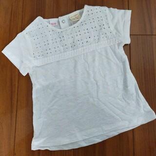 ザラ(ZARA)のお値下げ 新品未使用 ZARA トップス 92cm(Tシャツ/カットソー)