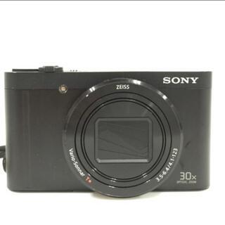 SONY - ソニー デジタルカメラ Cyber-shot DSC-WX500