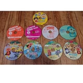 アンパンマン(アンパンマン)のアンパンマンえいごランド他DVD みつ様(キッズ/ファミリー)