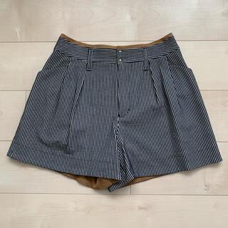 DOUBLE STANDARD CLOTHING - DOUBLE STANDARD CLOTHINGはキュロット 送料込
