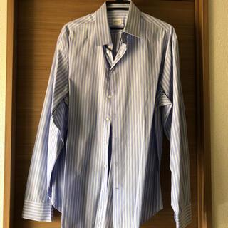 アルマーニ コレツィオーニ(ARMANI COLLEZIONI)のアルマーニ ストライプシャツ(シャツ)