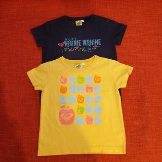 ロキシー(Roxy)のROXY Tシャツ2枚 100サイズ *ご希望の方にはおまけ付き(Tシャツ/カットソー)