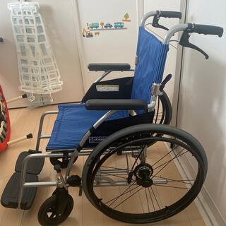 車椅子 kawamura kobe japan(外出用品)