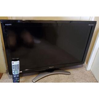 シャープ(SHARP)のシャープ 32型 テレビ AQUOS ハイビジョン 2010年製(テレビ)